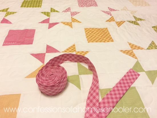 Easy Lay Cake Quilt Pattern