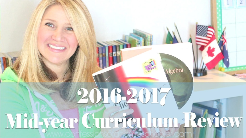 2016-2017 Mid-year Curriculum Review