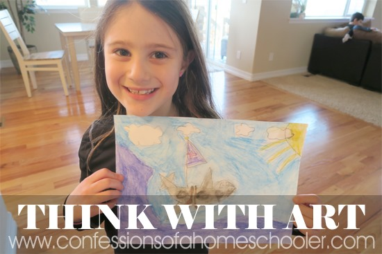 Think With Art Review