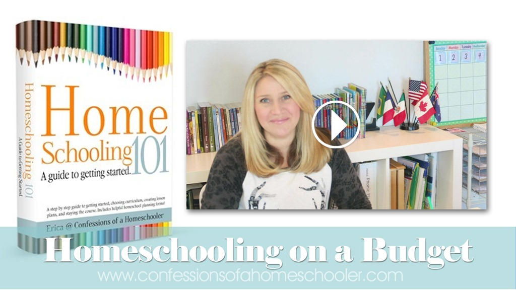 Tip Tuesday: Homeschooling on a Budget