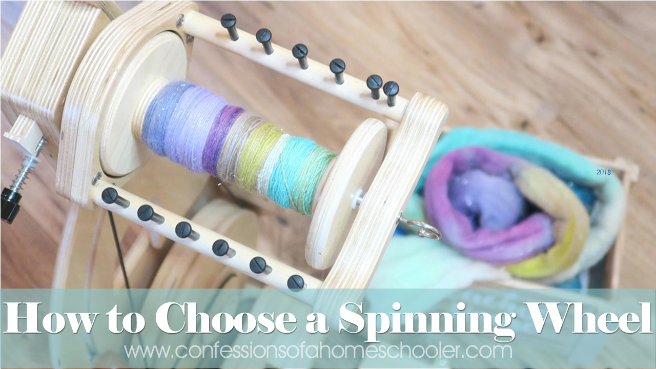 How to Choose a Spinning Wheel: SpinOlution King Bee Review