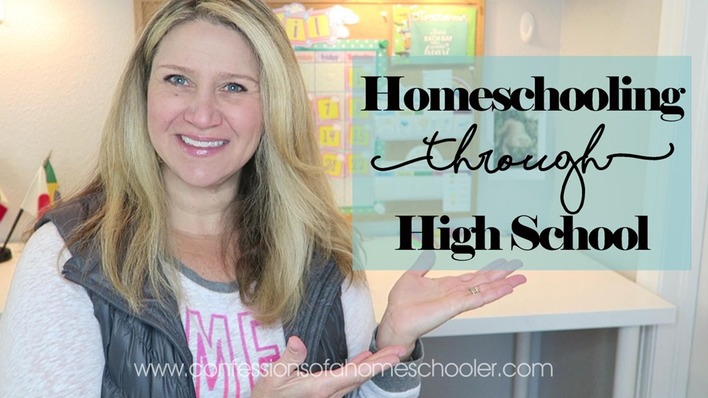 Tip Tuesday: Homeschooling Through High School