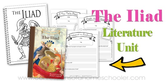 The Iliad Literature Unit