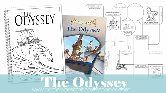 The Odyssey Literature Unit Study