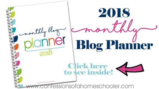 2018Monthlyblogplanner_coah
