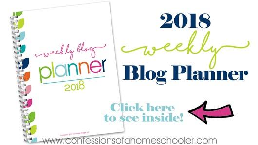 2018Weeklyblogplanner_coah