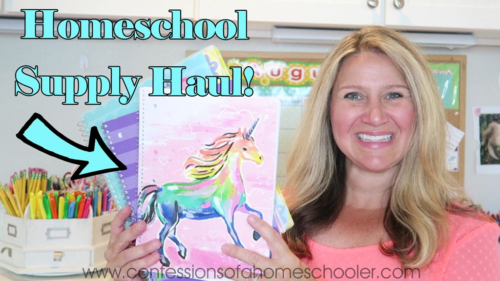 2017 Back-to-School Supply Haul!