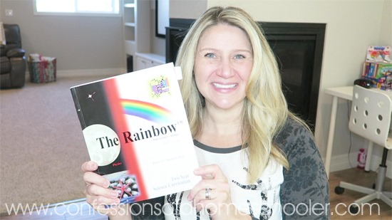 The Rainbow Science Curriculum Review