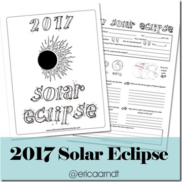 image relating to Printable Solar Eclipse Glasses named 2017 Sunshine Eclipse Printable! - Confessions of a Homeschooler