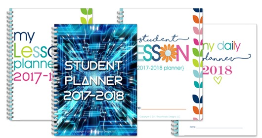 My Homeschool and Life Planners