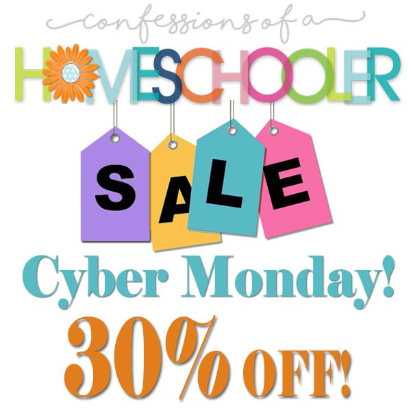 Cyber Monday 30% Off SALE!!