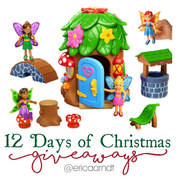 Lakeshore Learning Fairyland Play Set Christmas Giveaway