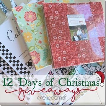 Moda Fabrics Christmas Giveaway!