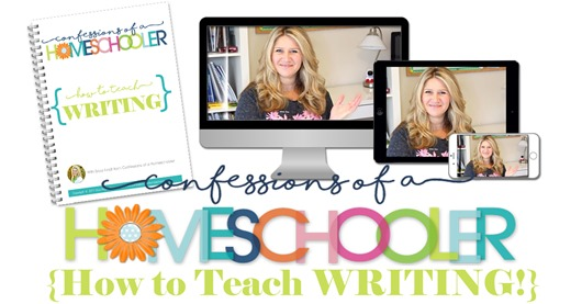 How to Teach Writing eCourse!