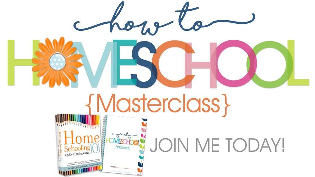 Ultimate How to Homeschool Masterclass!