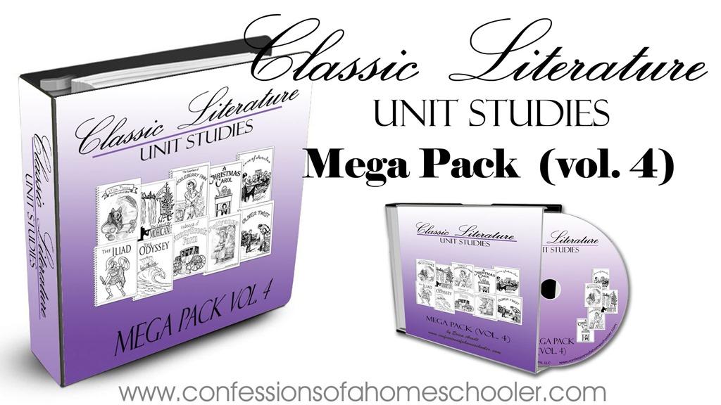 Classic Literature Mega Pack Vol. 4
