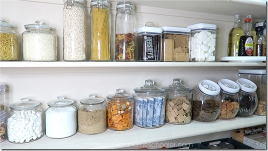 DIY Home: Pantry Organization Tips & Makeover!