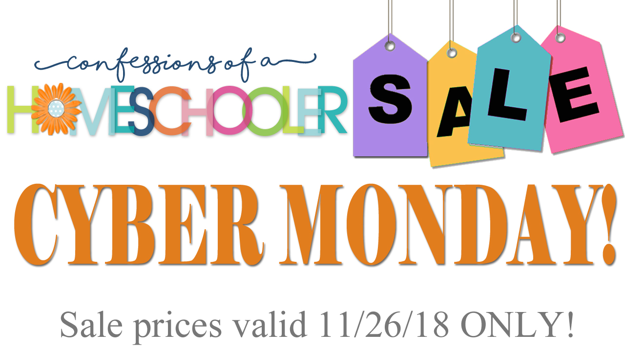 Cyber Monday ONE DAY Sale!!