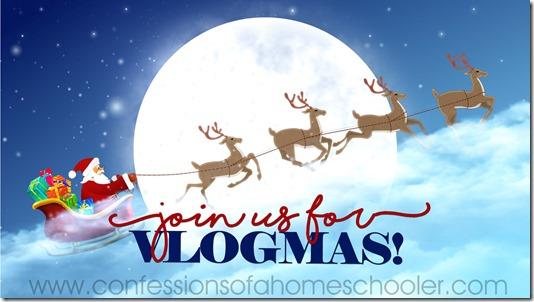 Vlogmas is here!