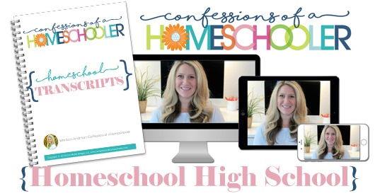 How to Homeschool High School eCourse!