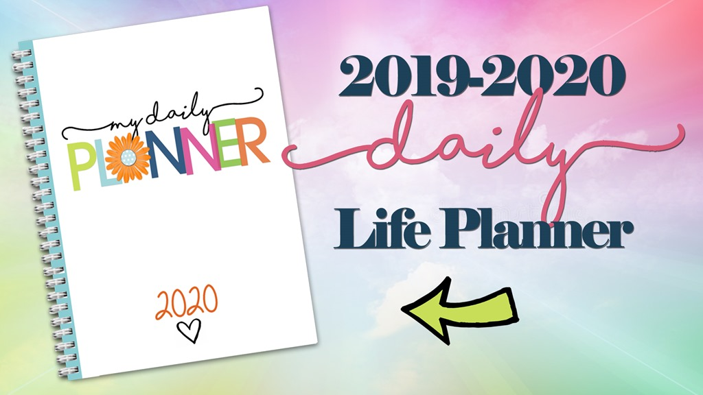 2020 Daily Life Planner