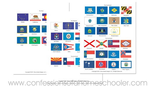 state_lapbook_flags