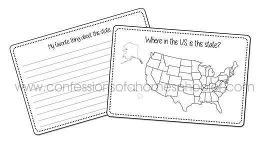 state_lapbook_map