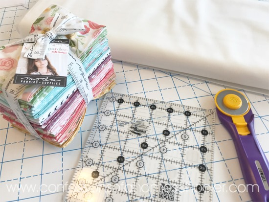 Sweet Pea Quilt Pattern - Confessions of a Homeschooler