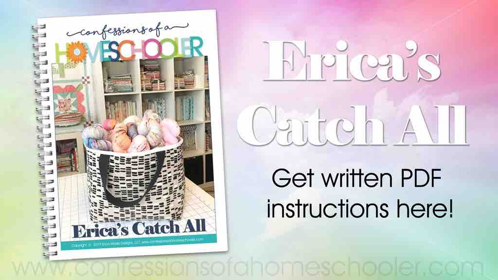 Erica's Catch All Tutorial