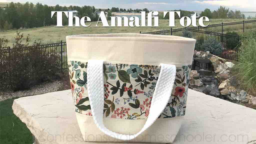 The Amalfi Tote