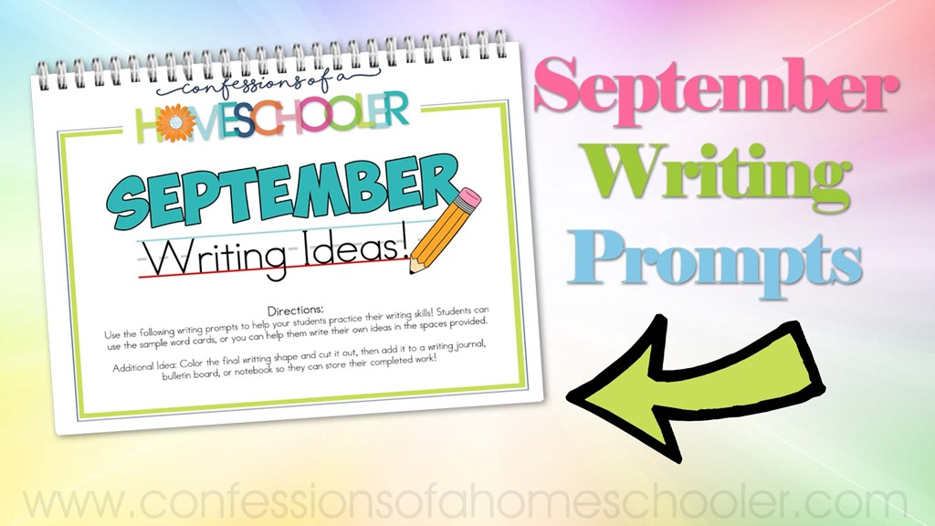 September Themed Writing Prompts