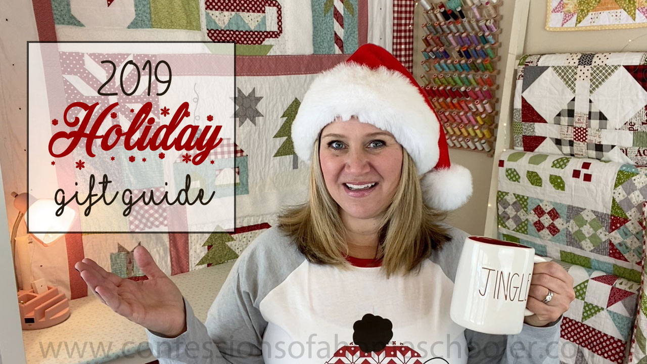 2019 Holiday Gift Guide & GIVEAWAYS!