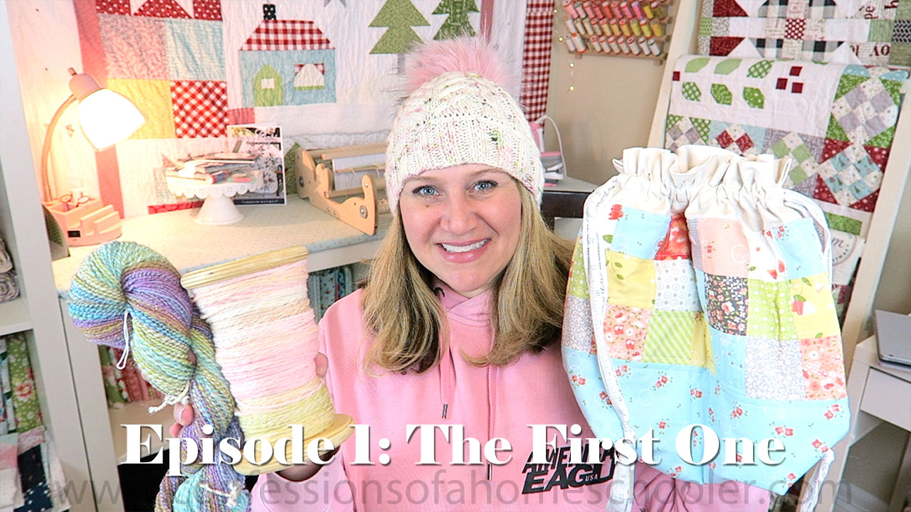 Erica's Craft Podcast Ep. 1 The First One