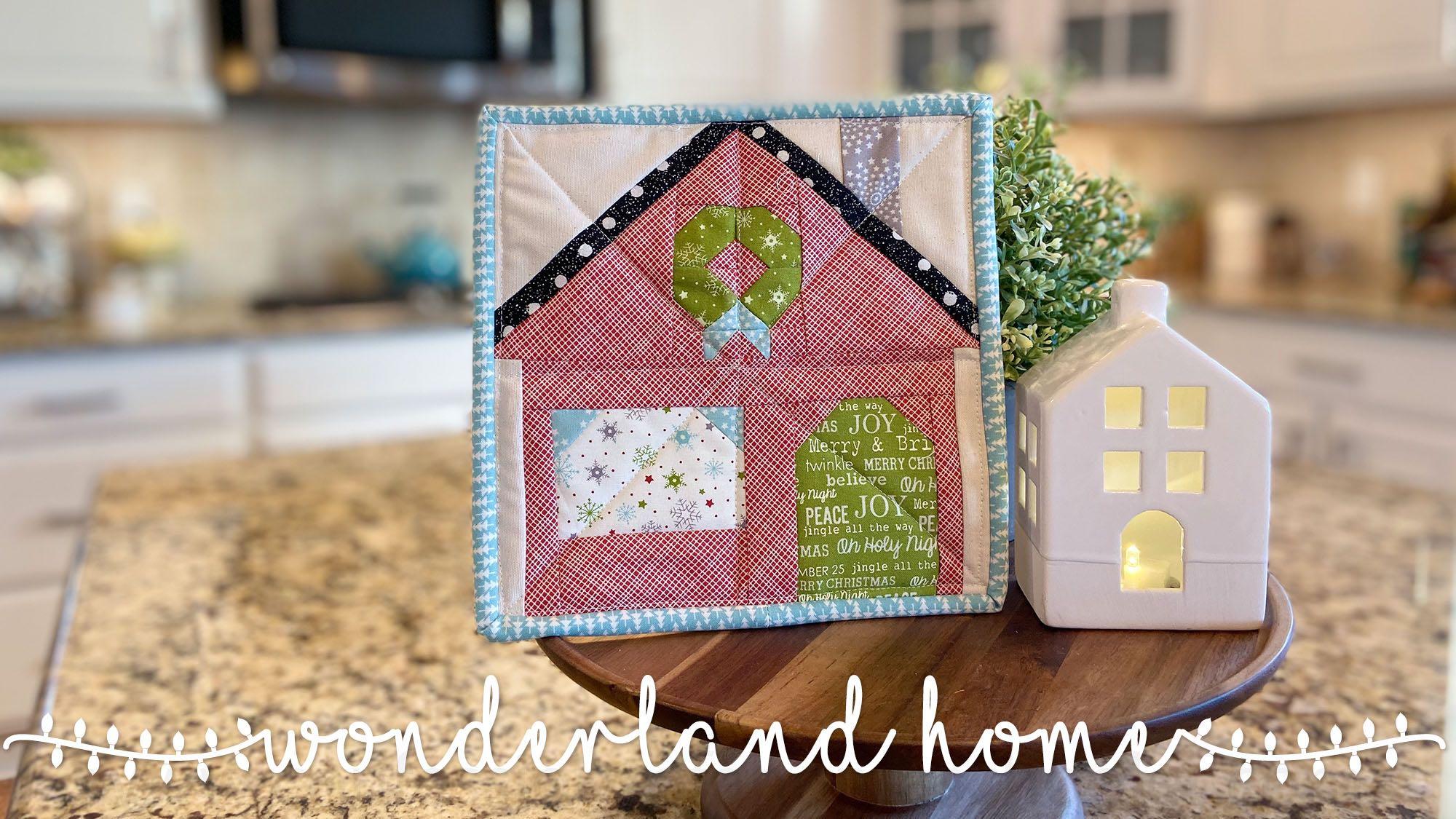Wonderland Home Pot Holder Pattern