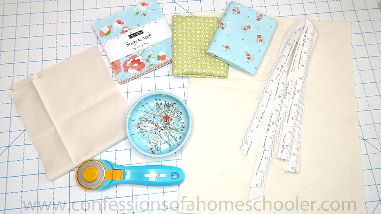 Drawstring Squishy Bag 2 Supplies