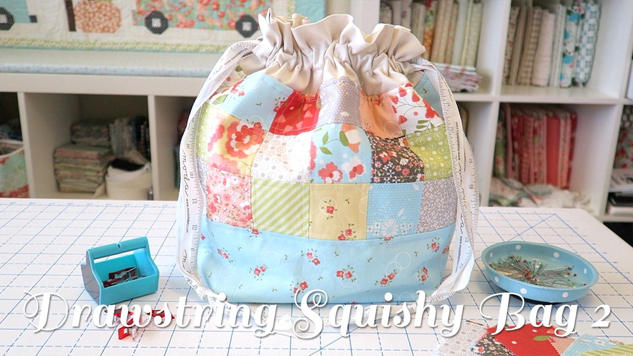 Drawstring Squishy Bag 2