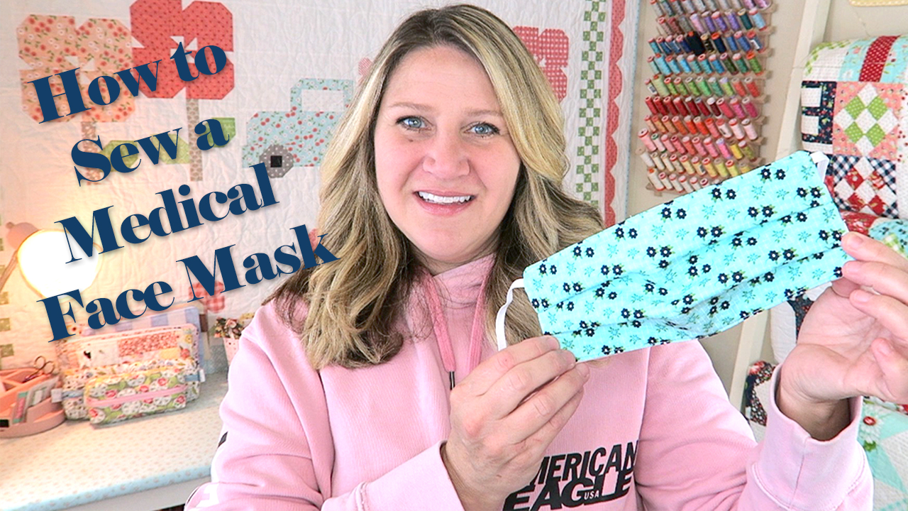 How to Sew a Medical Face Mask