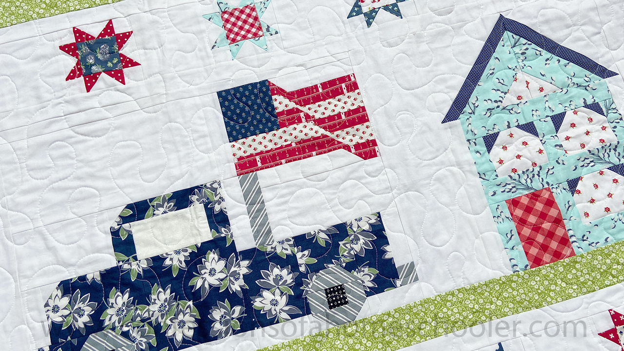 Vintage Glory Quilt Pattern Confessions Of A Homeschooler