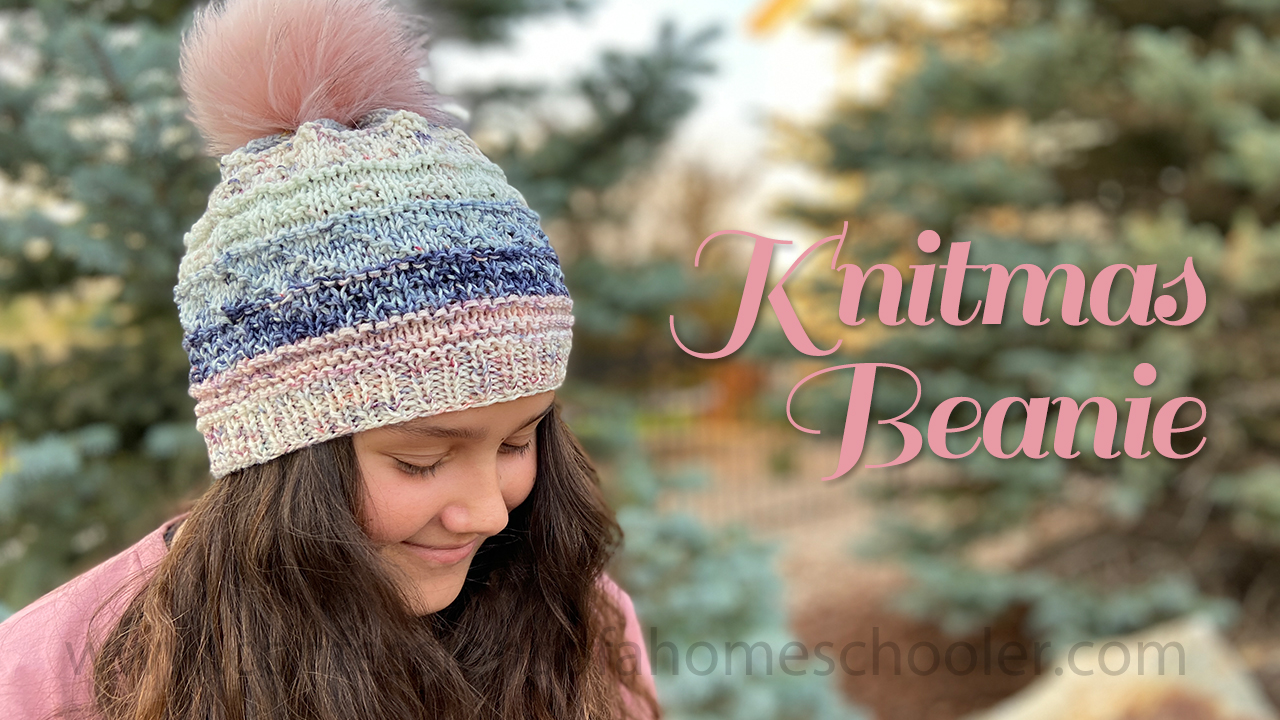 Knitmas Beanie Knit Advent Pattern