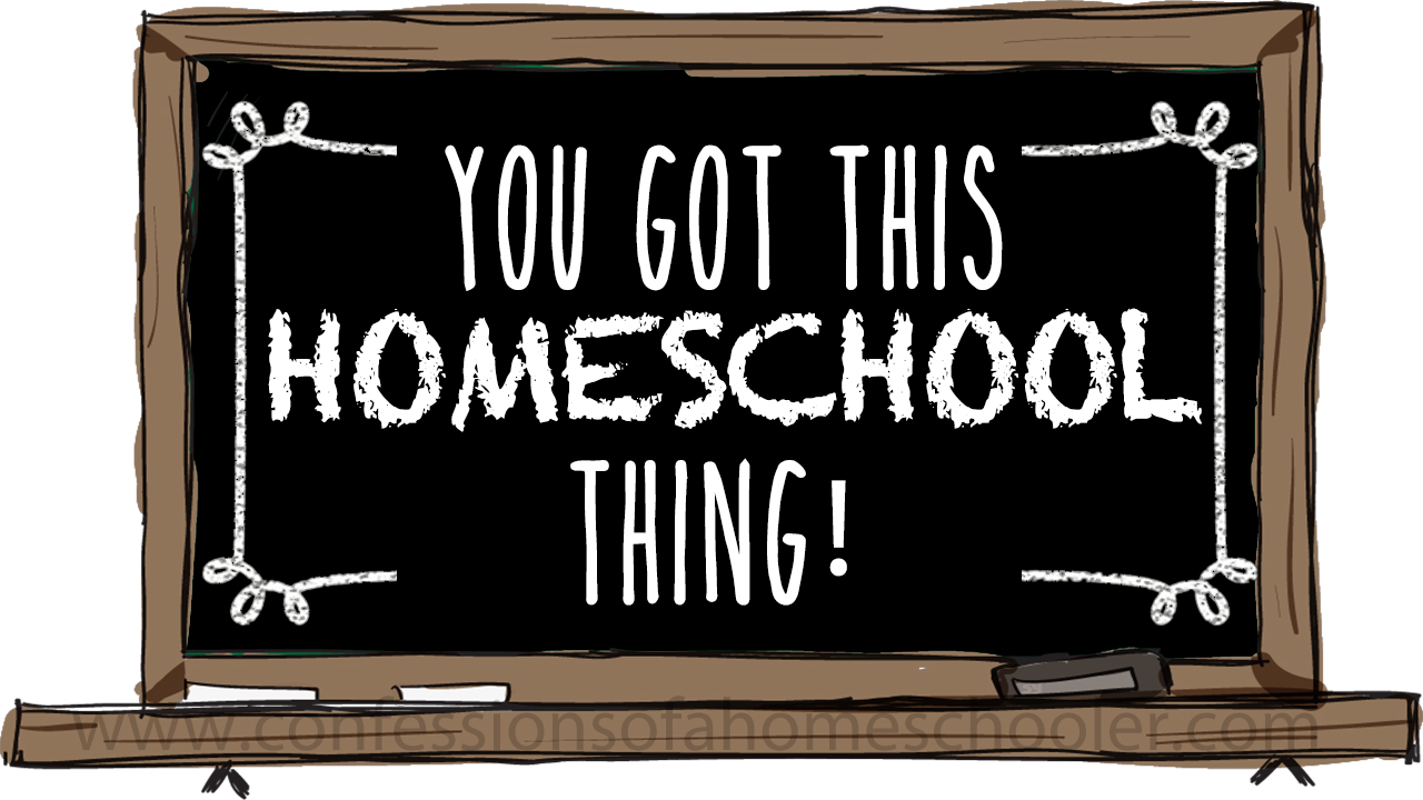 You Got This Homeschool Thing!