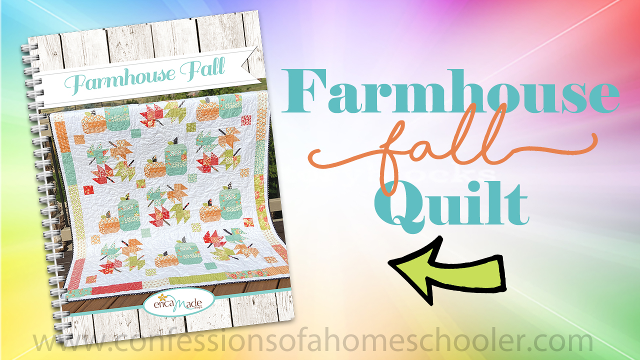Farmhouse Fall Quilt
