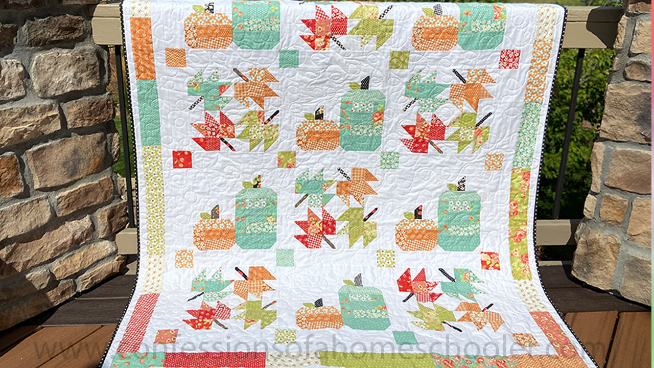 Farmhouse Fall Quilt Pattern