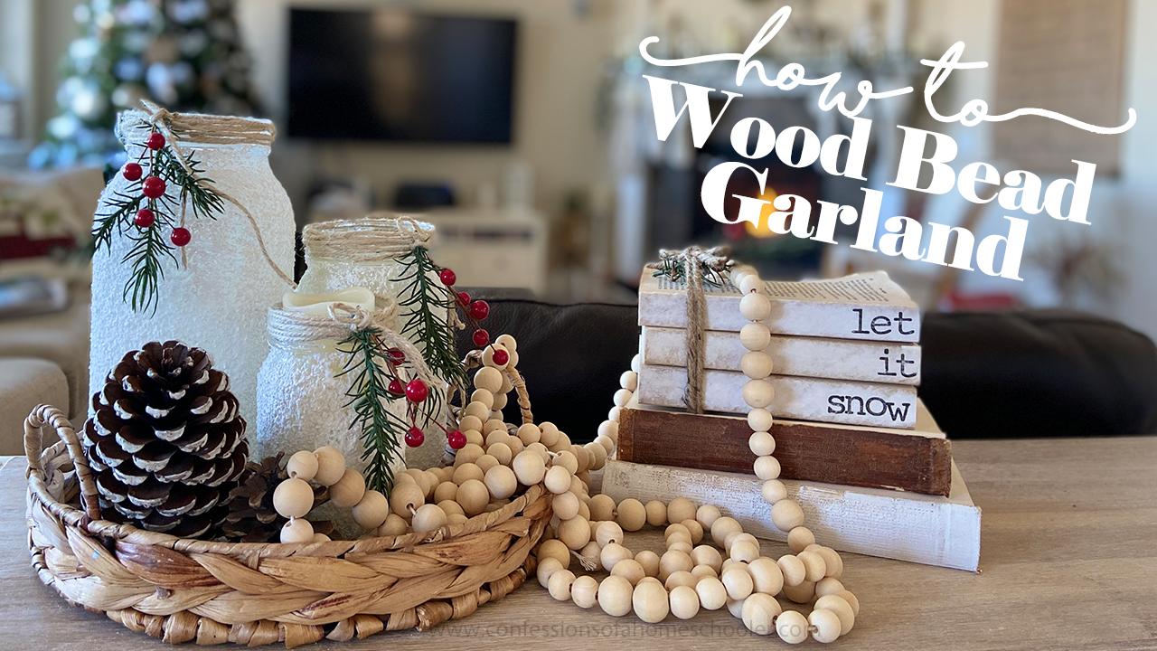 woodbeadgarland4