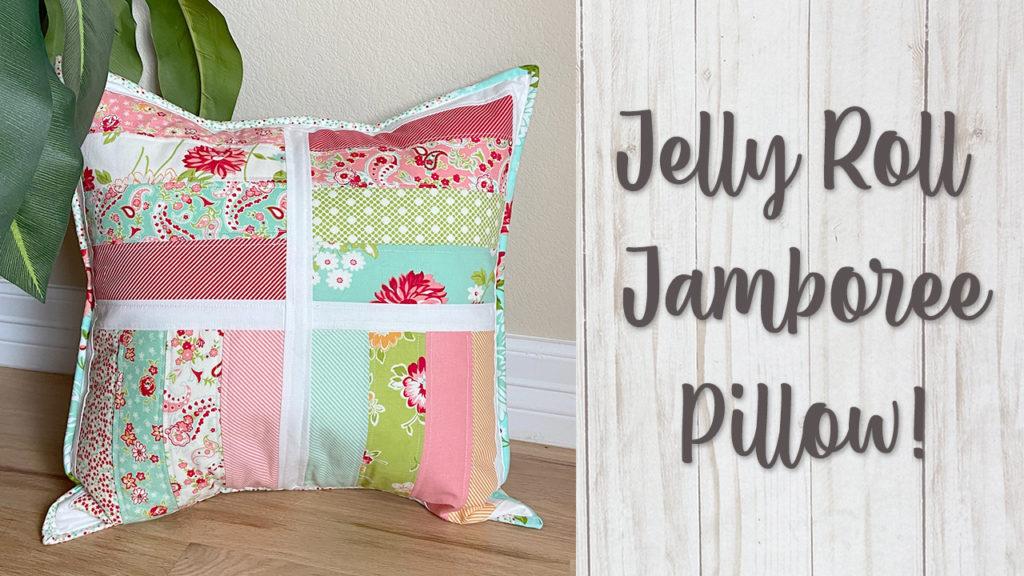 jellyrolljamboreepillow