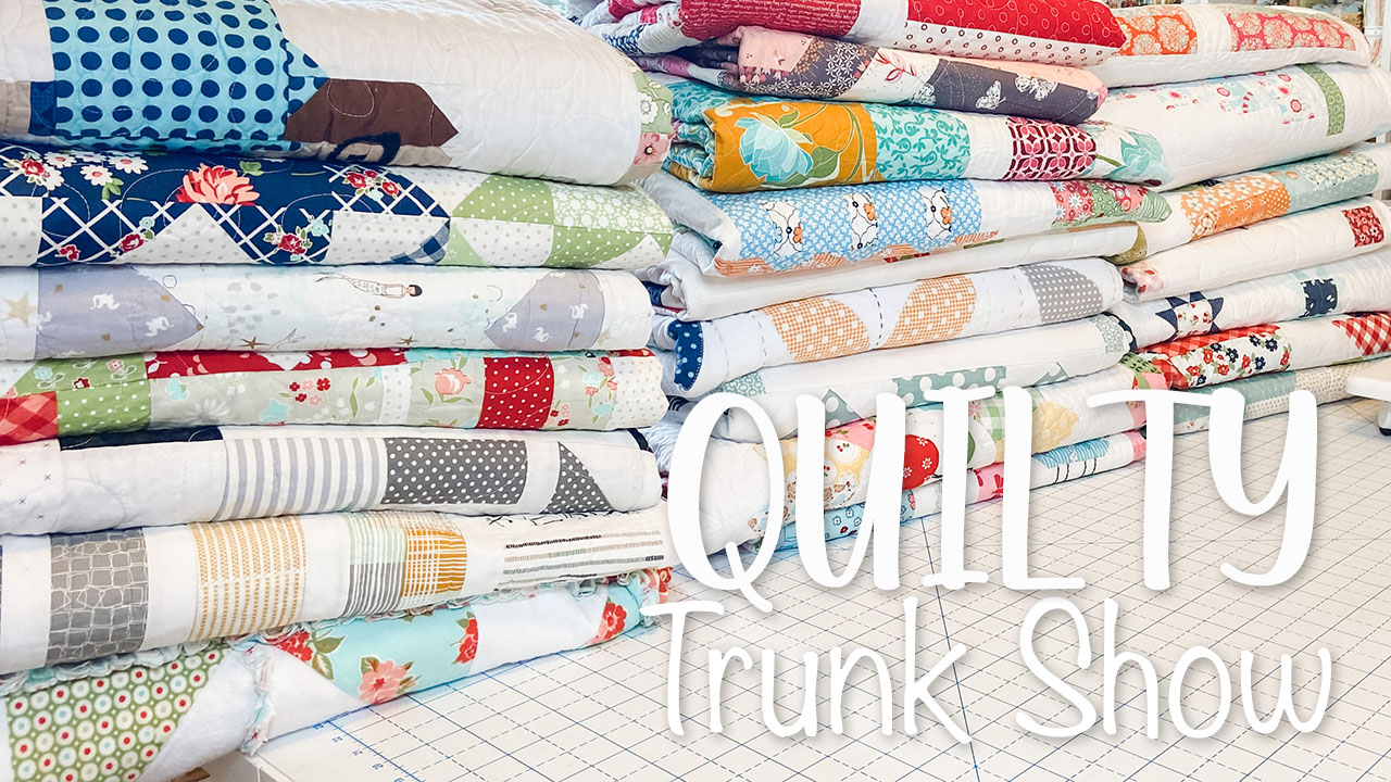 Quilty Trunk Show