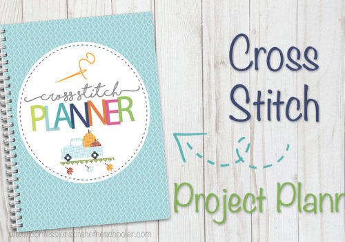 The Ultimate Cross Stitch Project Planner