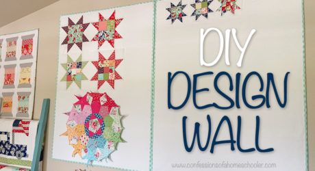 DIY Design Wall Tutorial