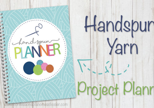 The Ultimate Handspun Yarn Project Planner