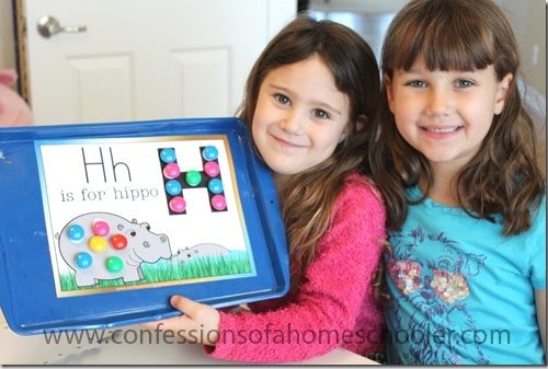 Top Tips for Making Homeschool fun!