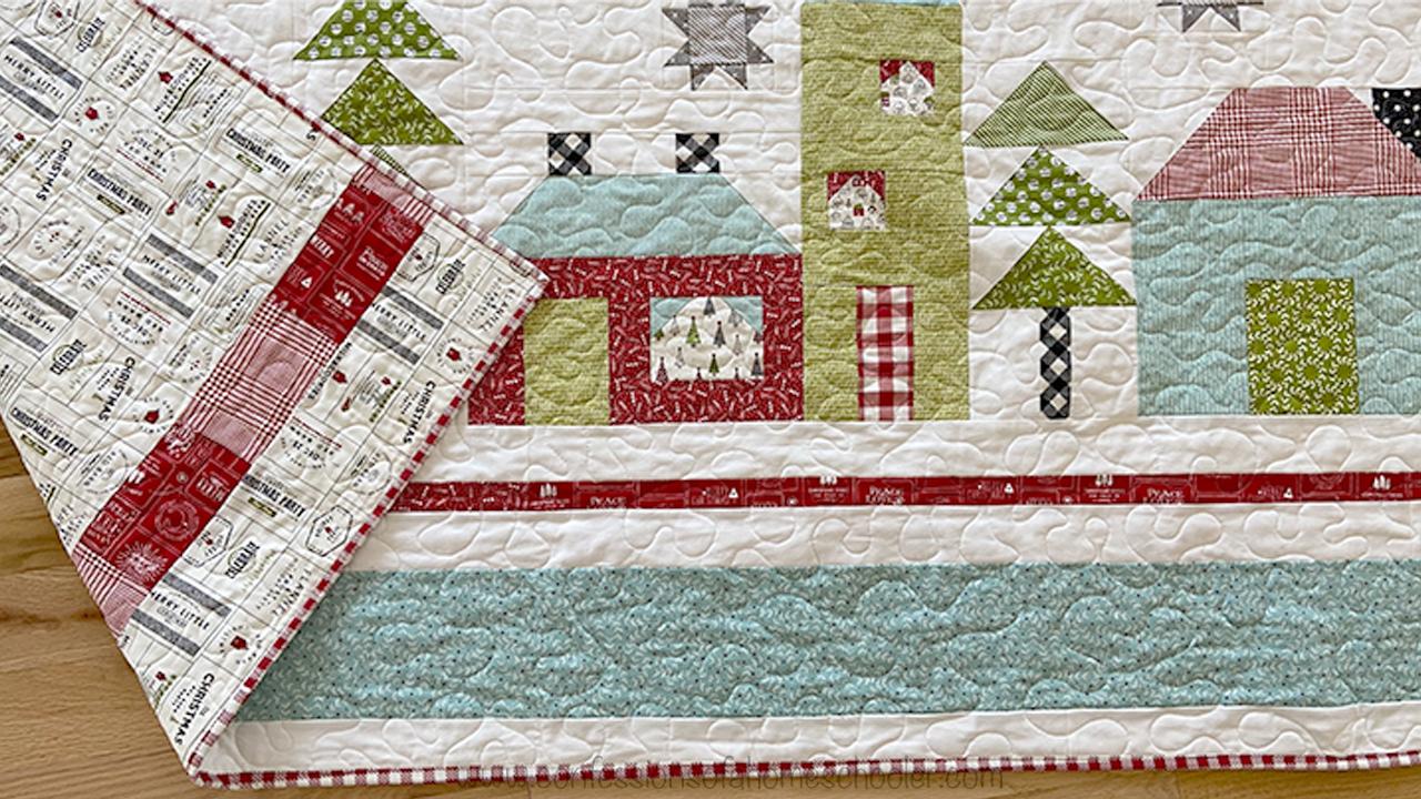 Christmas Ville Quilt